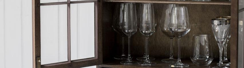 Kieliszki do wina i szampana