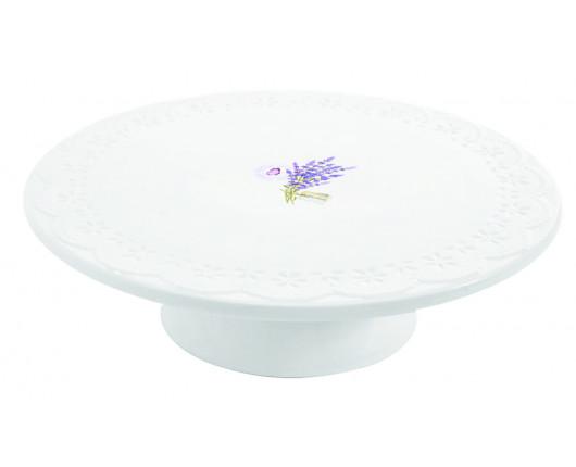 Patera porcelanowa Lawenda