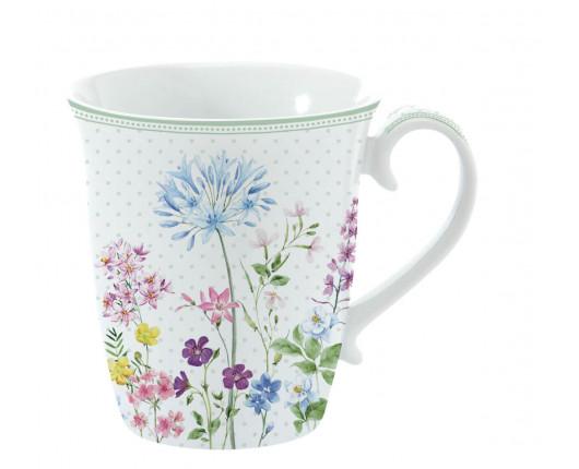 Półmisek porcelanowy Floraison