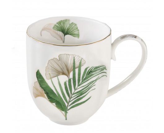 Kubek porcelanowy Exotique