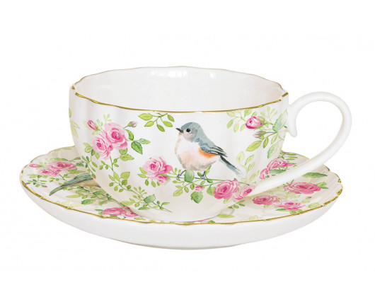 Filiżanka porcelanowa Spring Time