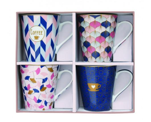 Kubki porcelanowe Coffeemania