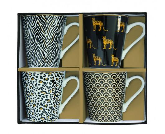 Kubki porcelanowe Coffeemania Savana