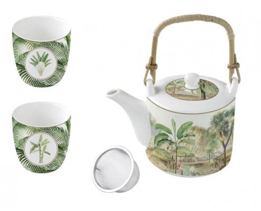 Zestaw do herbaty Ceylon