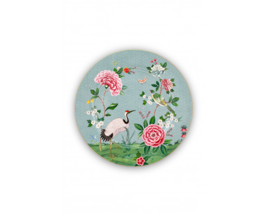 Porcelana w kwiaty Blushing Birds