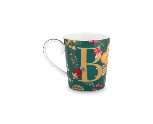 """Kubek porcelanowy Floral Fantasy Pink """"B"""""""
