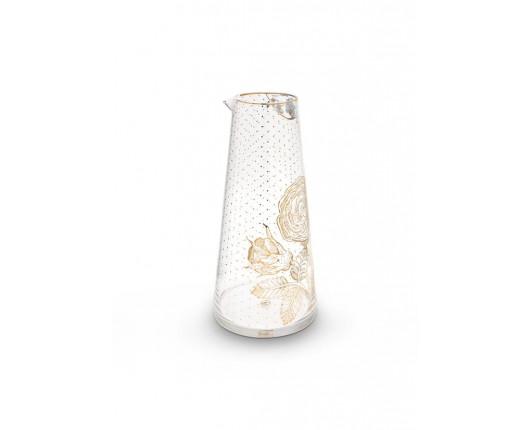 Dzbanek do wody Golden Flower PiP Studio