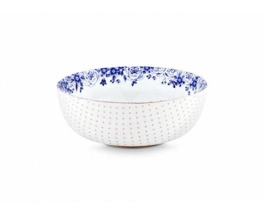 miska porcelanowy w kwiaty PiP Studio
