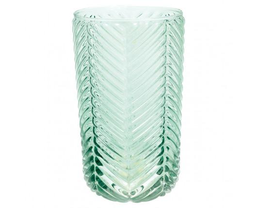 Szklanka Pale Allover Green