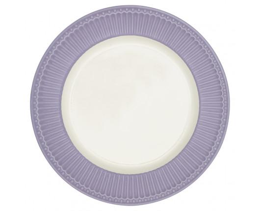 Talerz obiadowy Lavender Alice