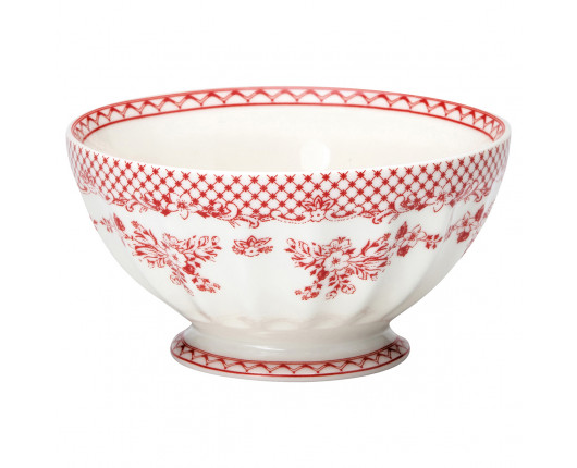 Miseczka porcelanowa Stephanie Red