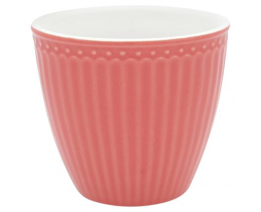 Kubek latte Alice Coral