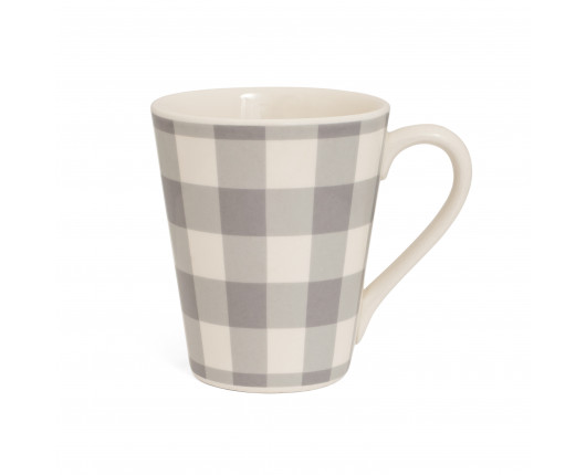 Kubek latte szary Nigella