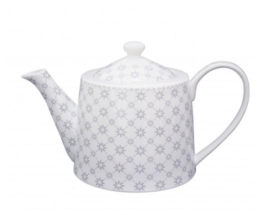Dzbanek do herbaty w kwiatki