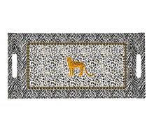 Taca do serwowania Savana Field Easy Life, 40x19 cm