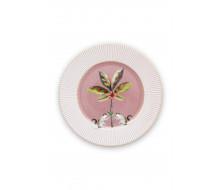 Talerz deserowy La Majorelle Pink PiP Studio 17 cm