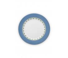 Talerz obiadowy La Majorelle Blue 26,5 cm