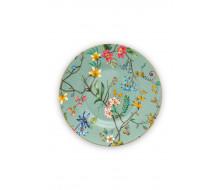 Talerz deserowy Jolie Flowers Blue PiP Studio, 12 cm