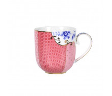 Kubek porcelanowy Royal Pink 260 ml