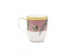 Kubek porcelanowy La Majorelle Pink 145 ml