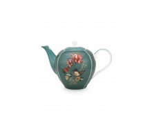 Dzbanek do herbaty Winter Wonderland Squirrel Green PiP Studio, 1600 ml