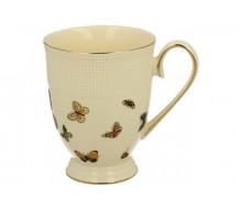 Kubek porcelanowy Motylki Exclusive