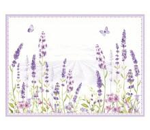 Zestaw podkładek na stół Lavender Field Easy Life, 4 szt.