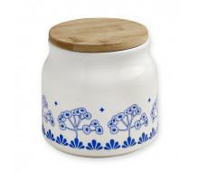 Pojemnik porcelanowy Blue Trees