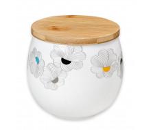 Pojemnik porcelanowy Flowers