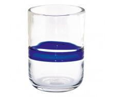 Zestaw szklanek Stripe Blue 6 szt.
