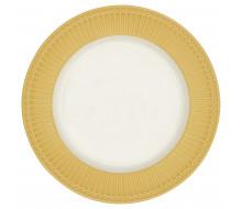 Talerz obiadowy Alice Honey Mustard
