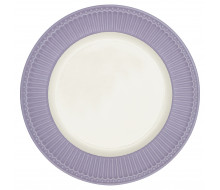 Talerz obiadowy Alice Lavender
