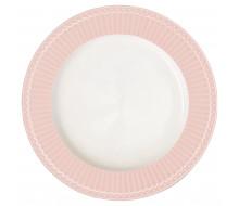 Talerz obiadowy Alice Pale Pink