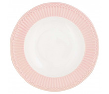 Talerz deserowy Alice Pale Pink