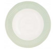 Talerz obiadowy Alice Pale Green