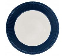 Talerz obiadowy Alice Dark Blue