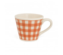 Kubek ceramiczny Orange Nigella