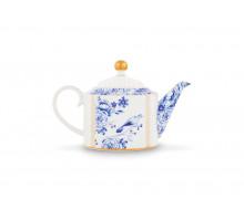 Dzbanek do herbaty Royal White PiP Studio, 900 ml