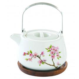 Dzbanek do herbaty Sakura Easy Life