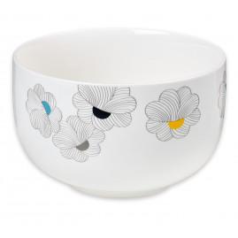 Miska porcelanowa Flowers