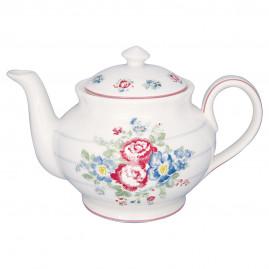Dzbanek do herbaty Henrietta White