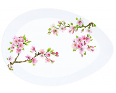 Półmisek porcelanowy Sakura