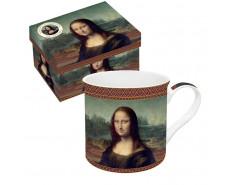 "Kubek porcelanowy ""Mona Lisa"""