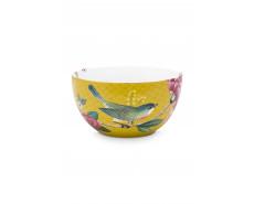 Miseczka Blushing Birds Yellow 12 cm