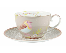 Filiżanki porcelanowe Early Bird PiP Studio