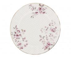 talerz deserowy w kwiaty Katie Alice Floral
