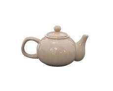 dzbanek do herbaty brązowy