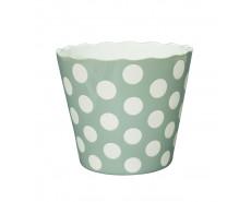 Miska ceramiczna w kropy Krasilnikoff