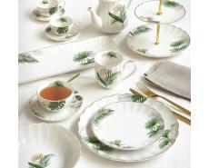 elegancka zastawa stołowa