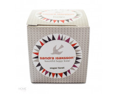 cukiernica porcelanowa Sandra Isaksson gif box